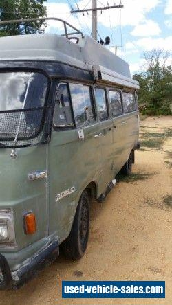 Used Mercedes 206d Camper Van For Sale