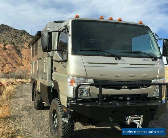 2012 Mitsubishi Fuso Cantor Fg 4x4 For Sale In The United