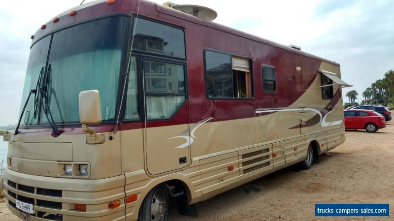 Winnebago Vectra for Sale in the United Kingdom