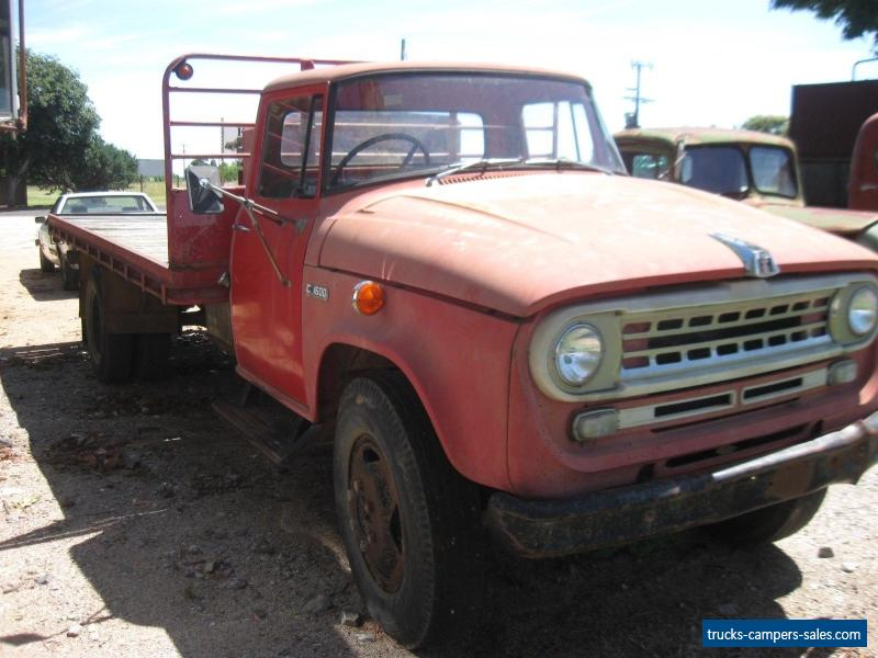 Paypal 1800 Number >> INTERNATIONAL C1800 VINTAGE WORKING TRUCK for Sale in Australia