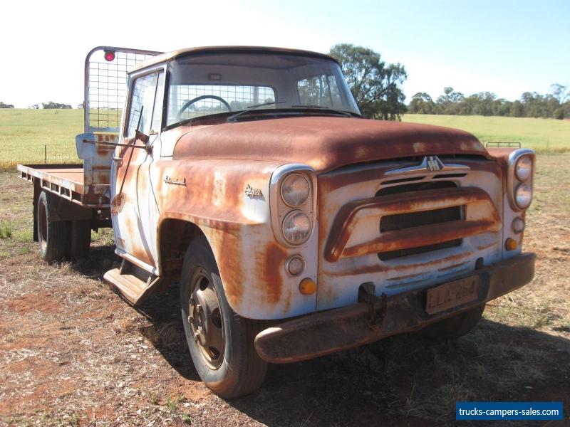 INTERNATIONAL AA160 VINTAGE TRUCK for Sale in Australia