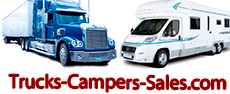 Trucks and Campers for sale