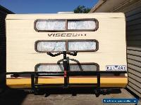 17ft Viscount Grand Tourer Triple Bunk Caravan for Sale