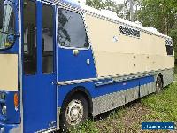 1973 LEYLAND CONVERTED TOUR BUS for Sale