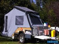 CUB BRUMBY HARD FLOOR CAMPER - 4X4 Off Road Cub Camper - purchased new in 2013. for Sale