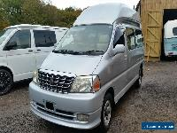 2004 Rust Free TOYOTA GRAND HIACE HIGH TOP 2 BERTH CAMPERVAN AUTO 4WD LWB for Sale