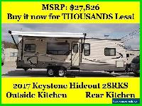 2017 Keystone Hideout for Sale
