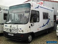 NIESMANN + BISCHOFF 3/4 BERTH MOTORHOME for Sale