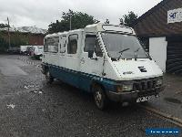 1992 J Renault MASTER T35 2.5 D 2 berth campervan L@@K for Sale