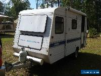 HALLMARK CARAVAN 17 FOOT  for Sale