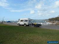 CAMPERVAN-DAIHATSU1992DELTA V57DIESEL HIGH ROOF/SAFETY RWC/WKING EXCELLENT ORDER for Sale