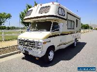 1981 Mobile Traveler 22-Loaded-LOW MILES-Inspected-- Carfax Certified-Extra Clean-50 Photos-NO RESERVE for Sale