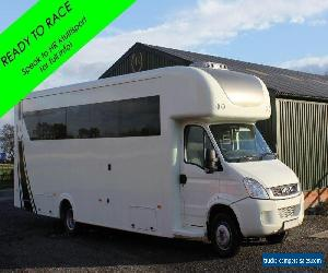 *SOLD* Iveco Daily  Race Home Motorhome Transporter for 6 Bike Car Quads for Sale