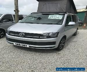 2016 Volkswagen VW Transporter T6 102 ps Pop top New Conversion Campervan  for Sale