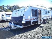 (3.1042) 2014 CONCEPT ASCOT SX 23' 6 Approx. Semi-Off Road Caravan  LIKE NEW!! for Sale