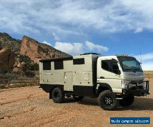 2012 Mitsubishi fuso Cantor FG 4x4 for Sale in the United States