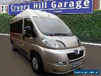 AUTOSLEEPER SYMBOL MOTORHOME PEUGEOT  -11600mls for Sale