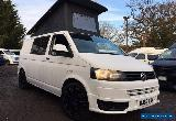 2012 VW TRANSPORTER T5  POP TOP 4 BERTH NEW CONVERSION 2 TD 7 SEATER CAMPERVAN for Sale
