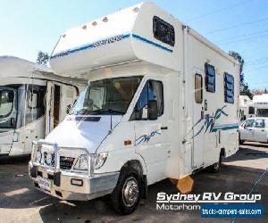 2004 Winnebago Leisure Seeker White A Motor Home for Sale