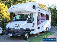 2013 Avida Esperance C7934 SL Iveco White A Motor Home for Sale