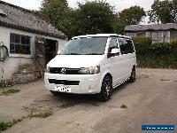 VW T5  LEVANTE PRO CAMPER 2012 (12) 2L DIESEL 84,000 MILES FSH, 4 BERTH for Sale