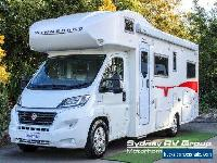 2015 Winnebago Airlie Fiat Ducato White A Motor Home for Sale
