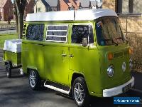 VW Camper - Type 2 (1977) LHD Westfalia Berliner Deluxe for Sale