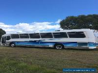 Motorhome Bus for Sale