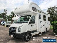 2011 Talvor Crafter VW White Motor Home for Sale