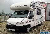 ELDDIS AUTOSTRATUS EK 4/5 BERTH MOTORHOME for Sale