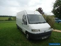 Camper van ? Fiat Ducato 2.5 Turbo Diesel for Sale