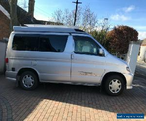 2004 Mazda bongo areo city runner 2 ltr petrol auto 4 berth camper only 56000 ml for Sale