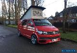 2017 Volkswagen Transporter Campervan , Camper , high spec , T6 ,T5 , may px ? for Sale