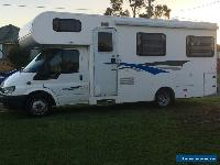 Talvor Deluxe 6 Berth Motorhome RV for Sale