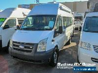 2008 Talvor 2 Berth Ford White M Motor Home for Sale