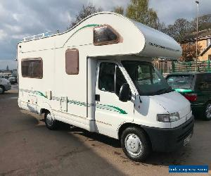 Fiat DUCATO 14 JTD MWB BESSECAR E425 4 BERTH MOTOR HOME WITH L SHAPED LOUNGE for Sale