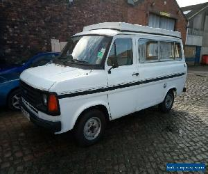 Mk2 transit campervan / motorhome classic van with mot 99p NO RESERVE! for Sale