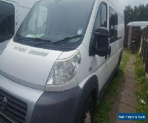 Fiat Ducato Extra LWB 2008 Self Made Campervan Superb Conversion for Sale
