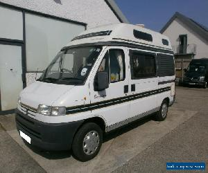 1997 AUTOSLEEPER AUTO SLEEPER SYMPHONY 2 BERTH HIGH TOP CAMPER PEUGEOT DIESEL for Sale
