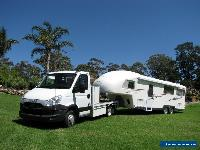 5th Wheeler - 2006 Navigator Travel Home and 2013 Iveco 50C17. for Sale