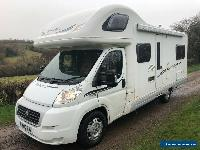 SWIFT SUNDANCE 630 6 BERTH MOTORHOME  FIAT DUCATO 2.3 JTD 130BHP 6 SPEED for Sale