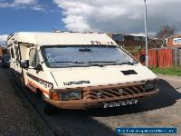 motorhome Renault pilote diesel lhd 70k may swap px for Sale