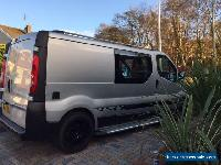 Vauxhall Vivaro 2.0CDTi LWB Campervan. (Not transporter T4 T5) for Sale