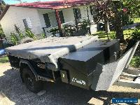 Black series camper trailer  for Sale