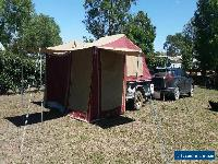 OFFERS NEED GONE.......Bushmans cyclone offroad camper trailer rear fold  for Sale