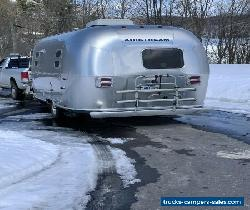 2007 Airstream travel trailer with motorcycle carrier for Sale