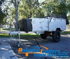 DELUXE OFF ROAD FORWARD FOLDING HARD FLOOR CAMPER TRAILER for Sale