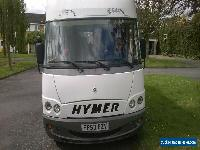 Hymer B544 Motorhome 2003, 2,8l for Sale