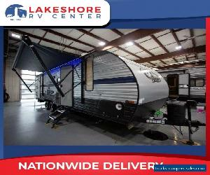 2019 Forest River Grey Wolf 26DBH Camper for Sale
