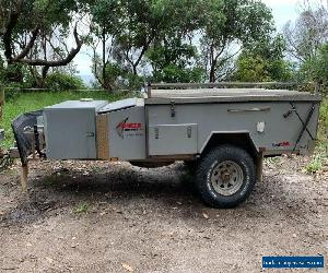 2007 Pioneer Offroad 4x4 rear fold Camper Trailer for Sale